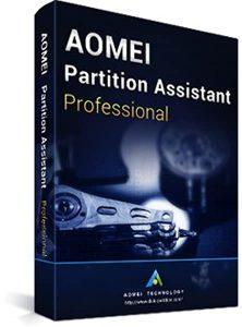Aomei Partition Assistant crak