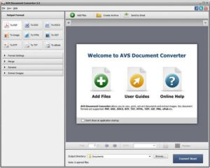 AVS Free Document Converter Crack