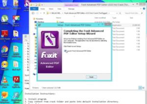 Foxit Phantom PDF crack pro