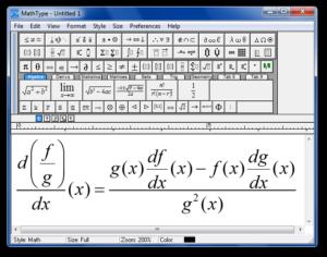 Math Type Crack