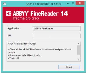 ABBYY FineReader Crack 15