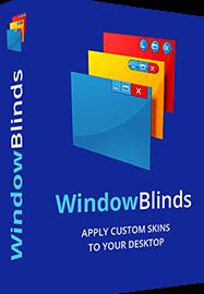 Stardock Window Blinds