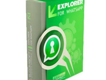 Elcomsoft eXplorer para WhatsApp